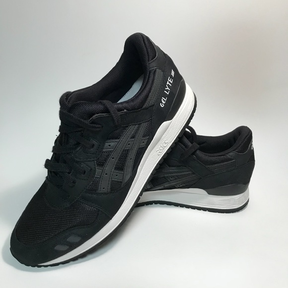 1a5cccd155bc Asics Other - ASICS Gel-Lyte III Black Men s running shoe